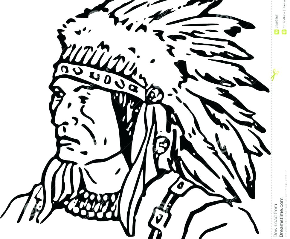 970x800 Indian Coloring Pages Printables Thanksgiving Coloring Pages