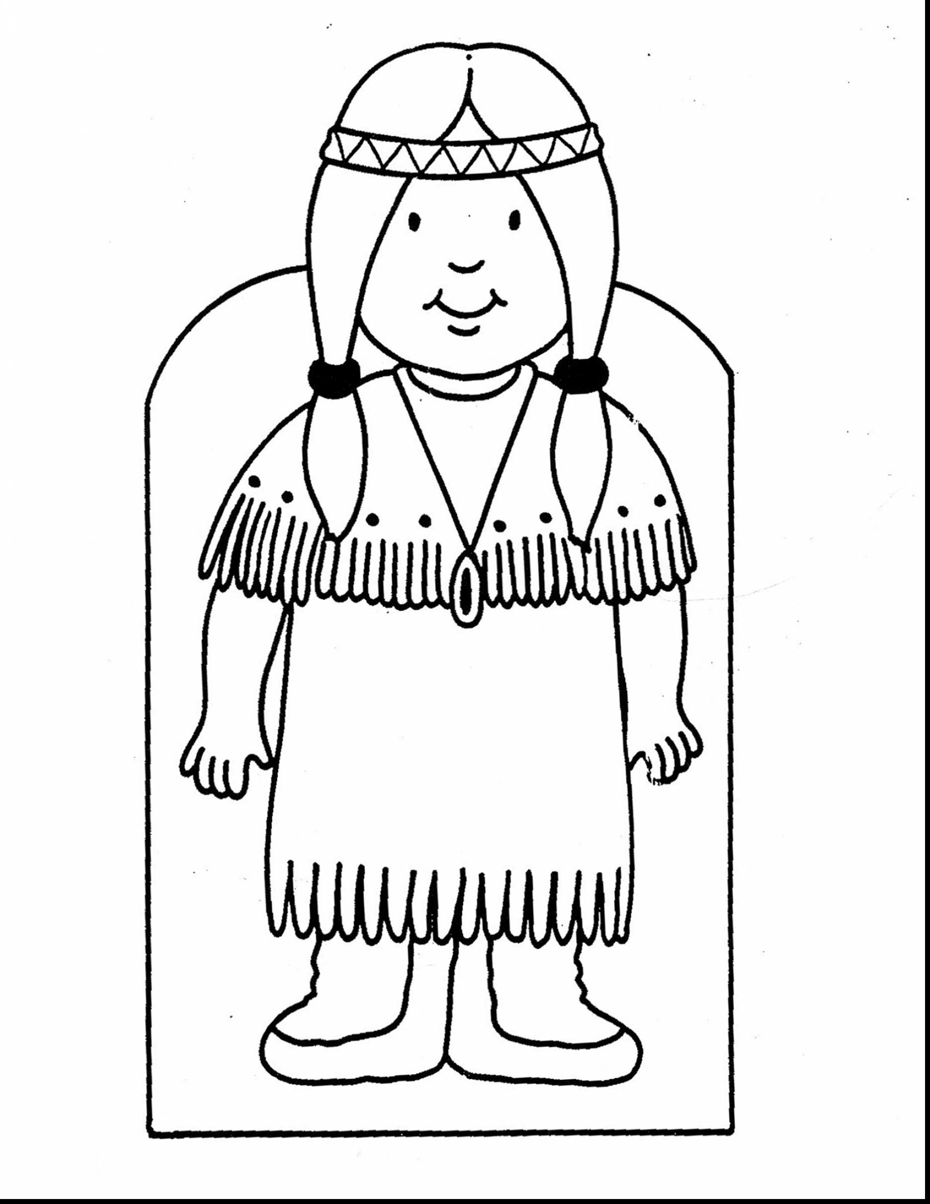 1870x2420 Fresh Surprising Plains Indians Coloring Pages With Indian