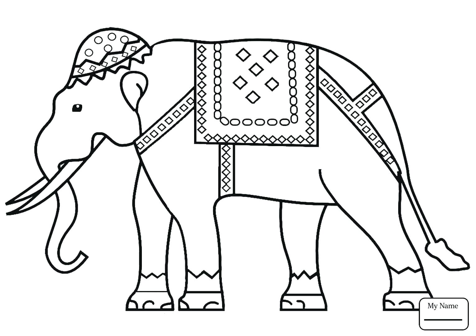 1530x1081 India Coloring Pages
