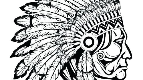 500x280 Native American Coloring Pages Native Coloring Pages Native