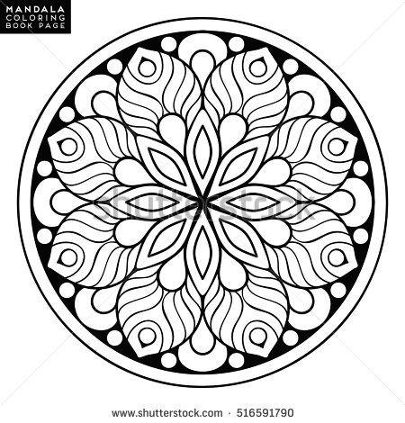 450x470 Mandala, Vector Mandala, Floral Mandala, Flower Mandala, Oriental