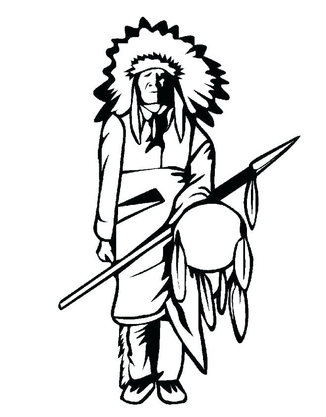 660x843 Indian Coloring Page Coloring Book As Well As Coloring Page Free