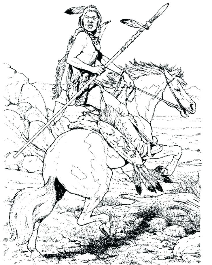 736x919 Indian Coloring Pages Coloring Page Free Printable Pages Adult