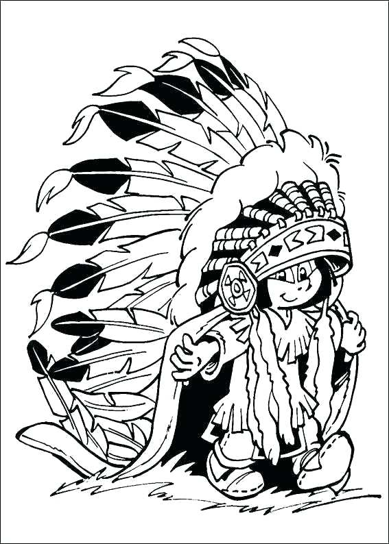 567x794 Native American Coloring Pages Free Native Coloring Pages Free