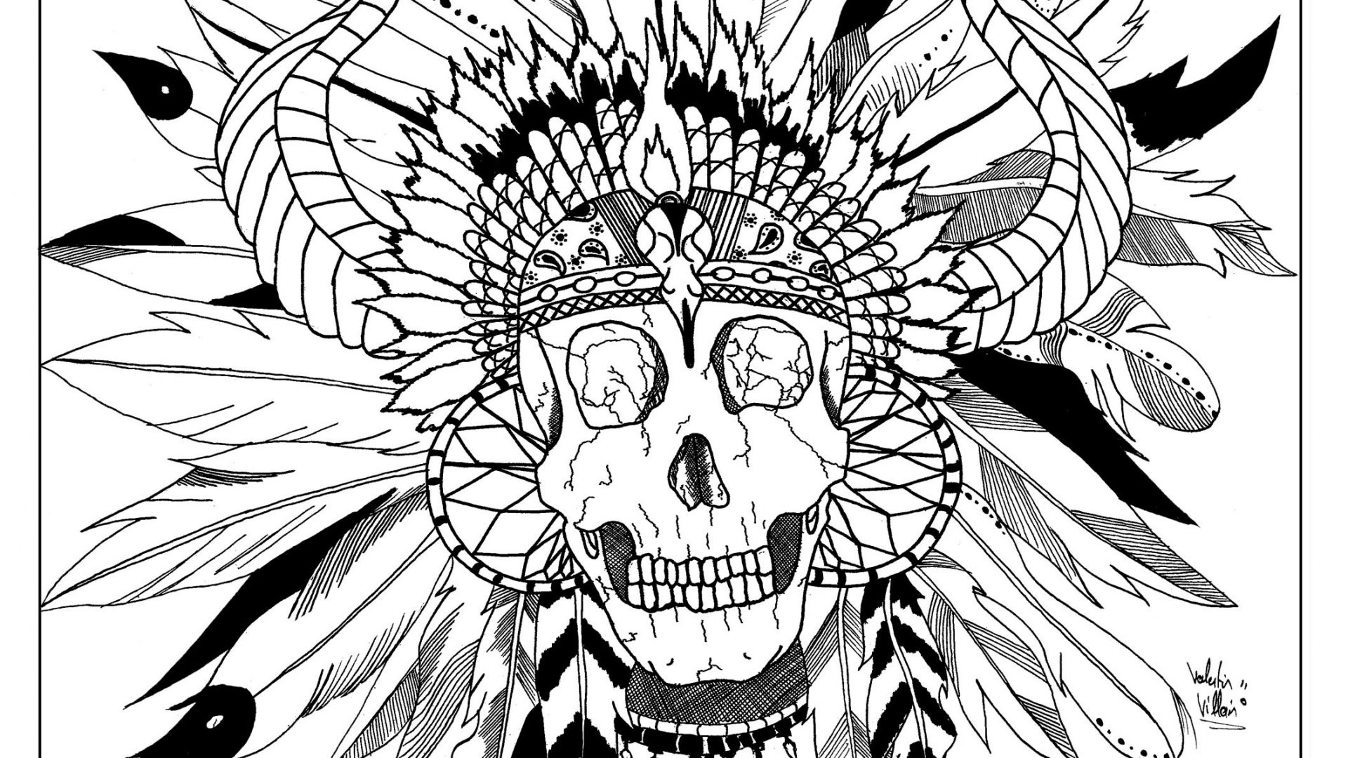 1920x1080 Adult Indian Woman Coloring Pages Free Coloring Sheets
