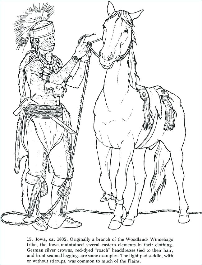650x850 Native American Coloring Pages Printable Native Coloring Pictures