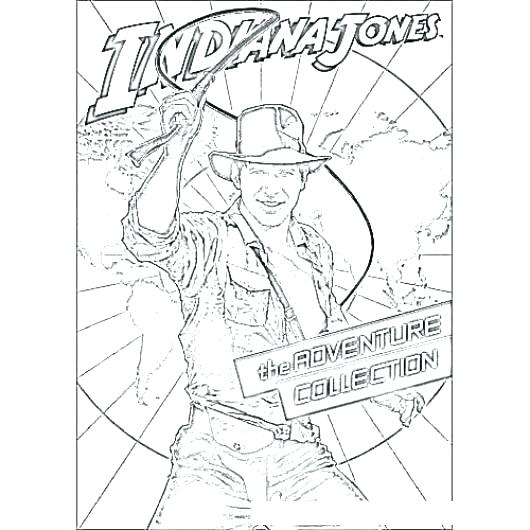 530x530 Indiana Jones Coloring Pages Coloring Pages To Print Coloring