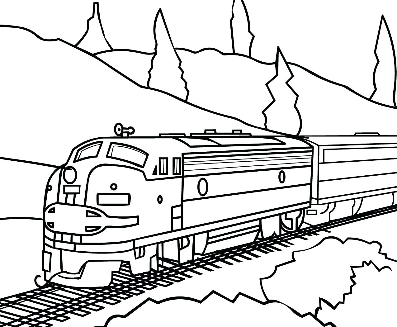 1275x1050 Coloring Pages Christmas Stocking Train Industrial Revolution