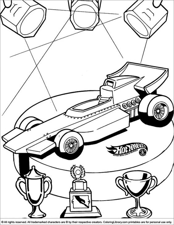 564x729 Dragga Race Car Coloring Page Cars Coloring Pages