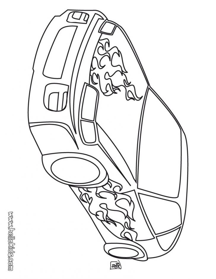 728x941 Indy Race Car Coloring Page Printable Pages Click The To View