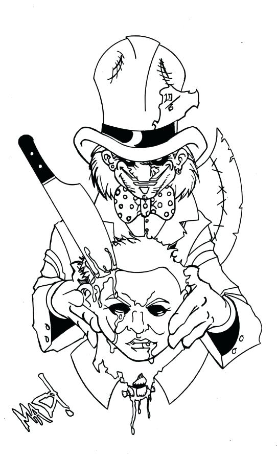 542x896 Mad Hatter Coloring Pages Mad Hatter Coloring Pages Printable