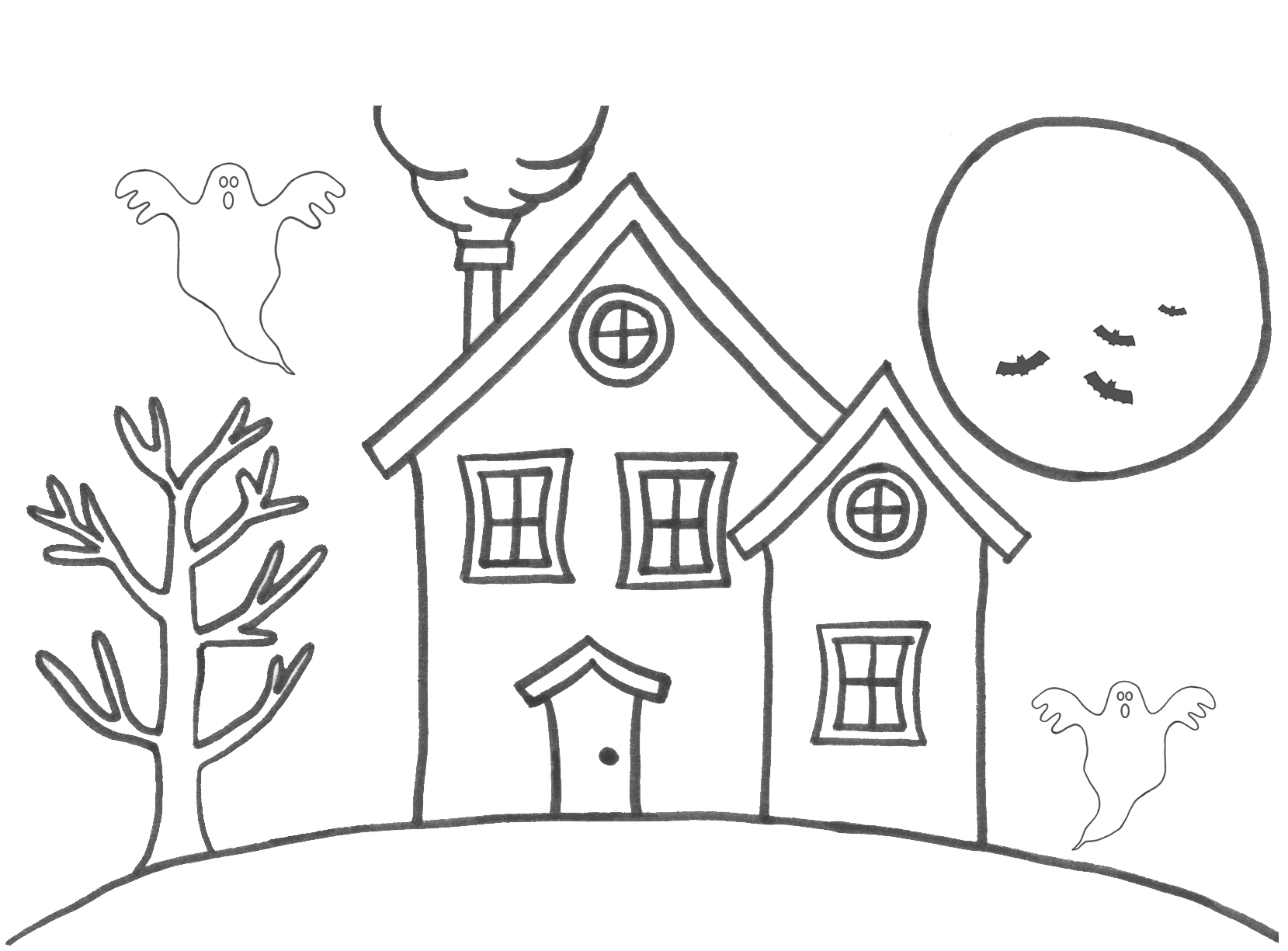 1659x1225 House Coloring Pages New Free Coloring Pages Of Inside Houses