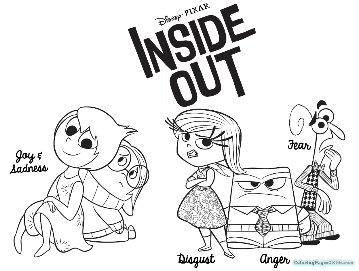 1247x941 Inside Out Coloring Pages Di Coloring Pages For Kids