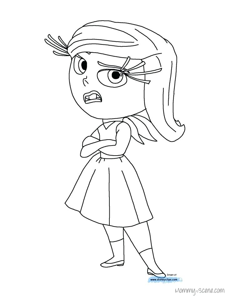 736x952 Joy Inside Out Coloring Page Joy Coloring Page Download Coloring