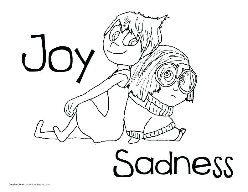 792x612 Printable Inside Out Coloring Pages Coloring Pages Stitch Inside