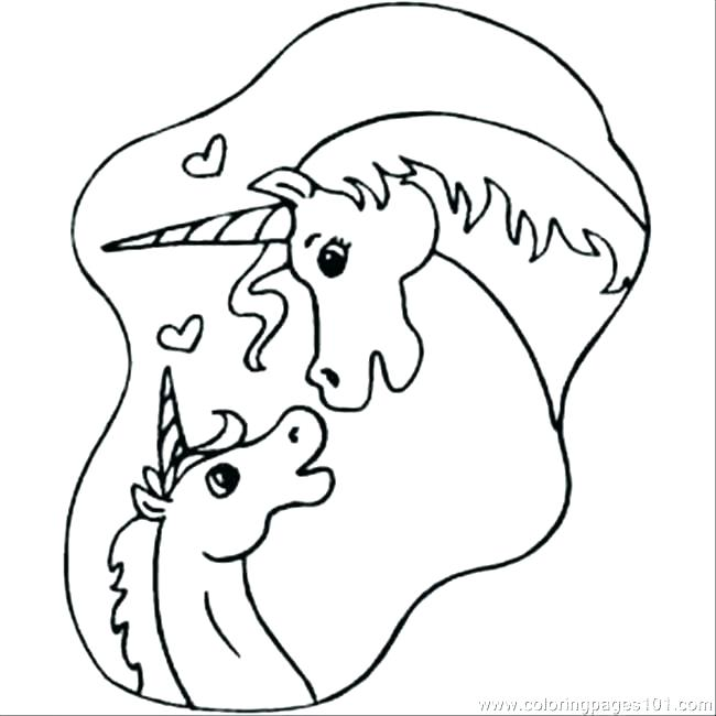 650x650 Unicorn Rainbow Coloring Pages Unicorn Rainbow Coloring Pages