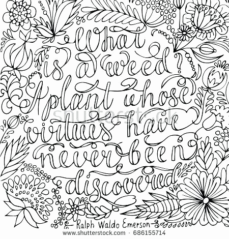 Inspirational Quotes Coloring Pages At GetDrawings Free Download