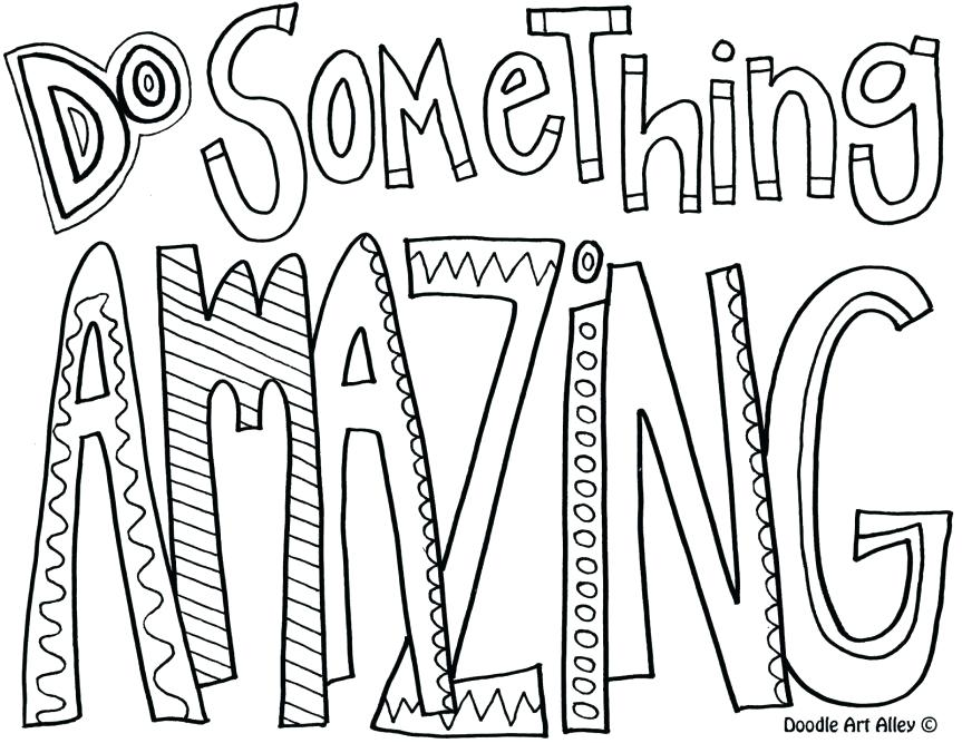 863x667 Religious Quotes Coloring Pages Do Something Amazing Quote