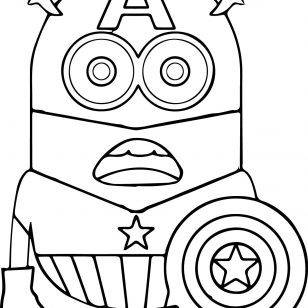 308x308 Pleasing Plus Glamorous Pattern Of America Coloring Page