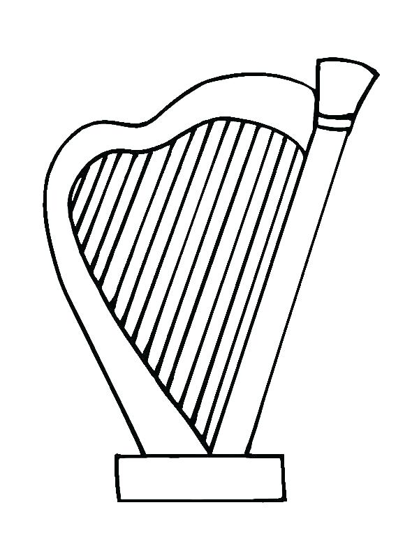 600x800 Instrument Coloring Sheets Free Mayo Coloring Pages At Instrument