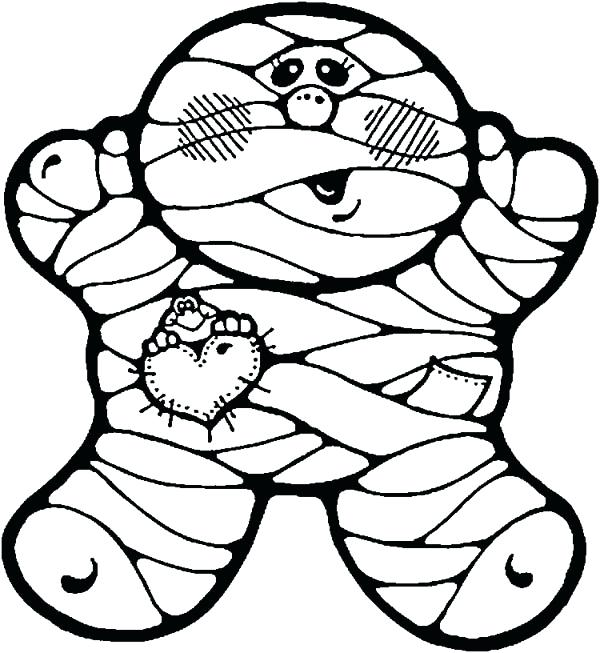600x653 Online Coloring Pages