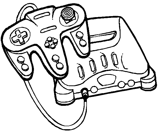 624x528 Game Coloring Pages Coloring Pages Games Video Game Coloring Pages
