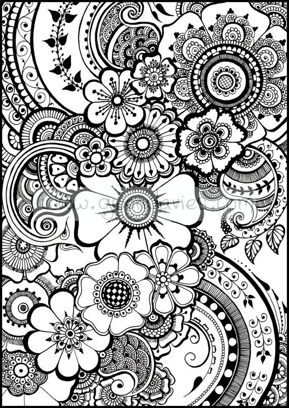 570x804 Best Interesting Coloring Pages Images