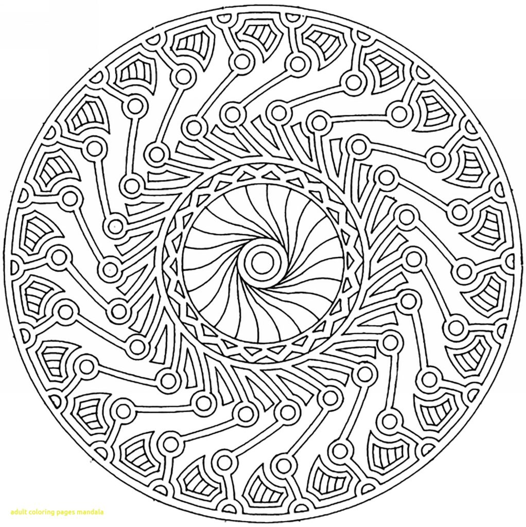 1022x1024 Interesting Ideas Free Mandala Coloring Pages Adult