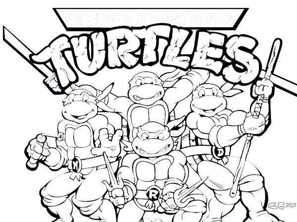 600x449 Coloring Pages Of Ninjas Interesting Coloring Pages Ninja Turtles