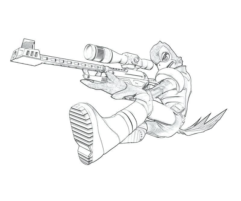 800x667 Gun Coloring Pages Best Sniper Rifle Coloring Pages Picture Car