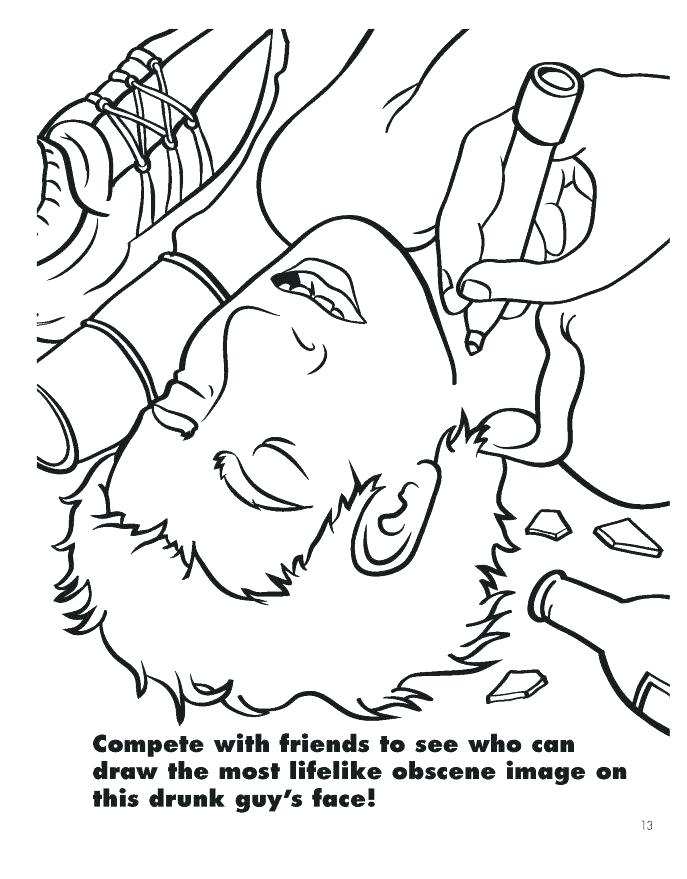 687x879 Coloring Pages For Boys Intermediate Printable Coloring Pages