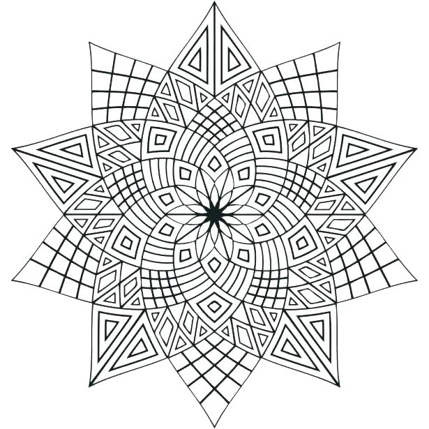615x615 Free Printable Advanced Coloring Pages Advanced Coloring Pages