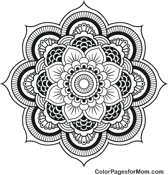 640x668 Lovely Free Printable Advanced Coloring Pages Or Printable