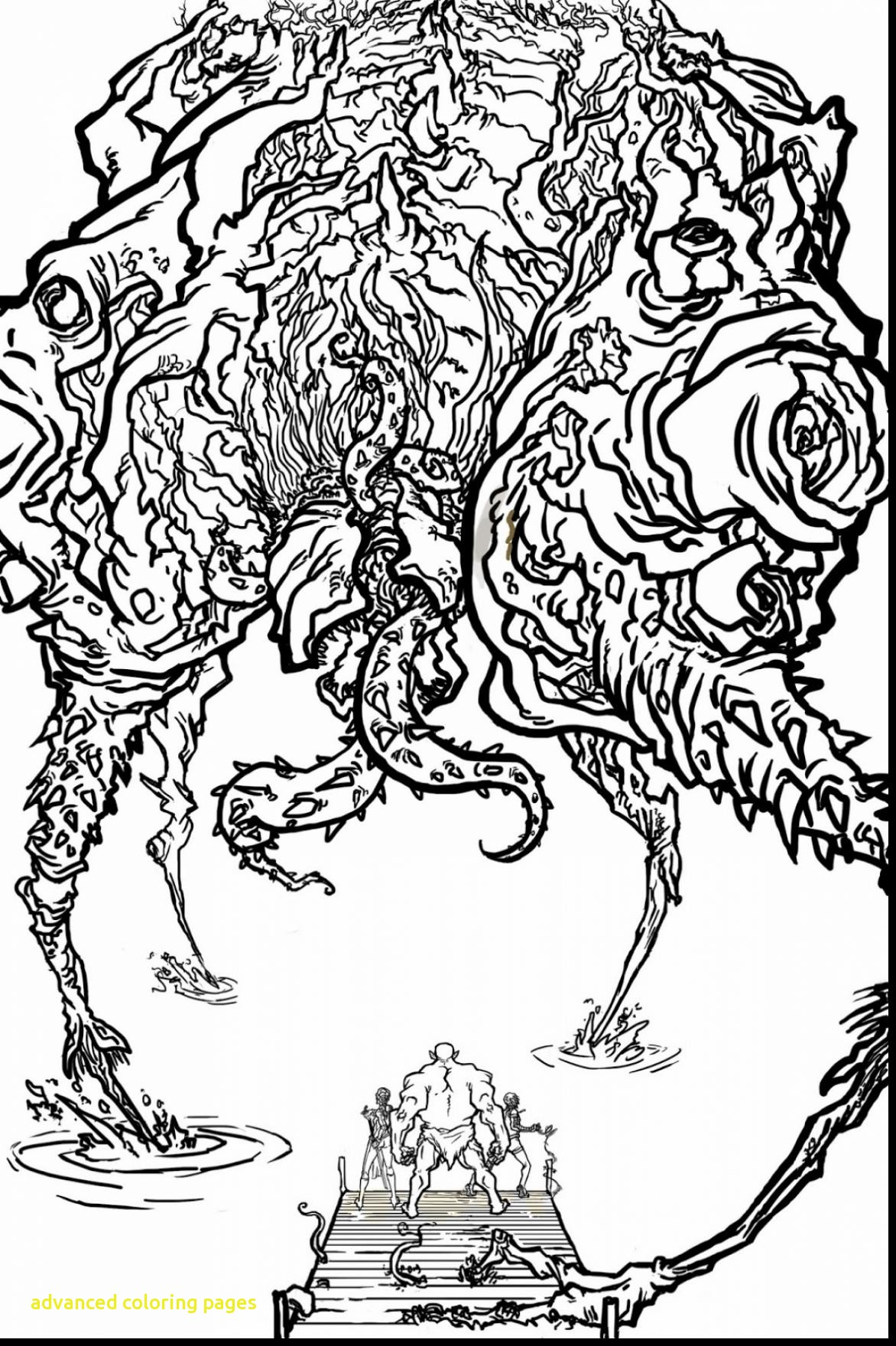 1172x1760 Advanced Coloring Pages