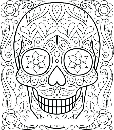 450x513 Printable Advanced Coloring Pages Free Printable Advanced Coloring