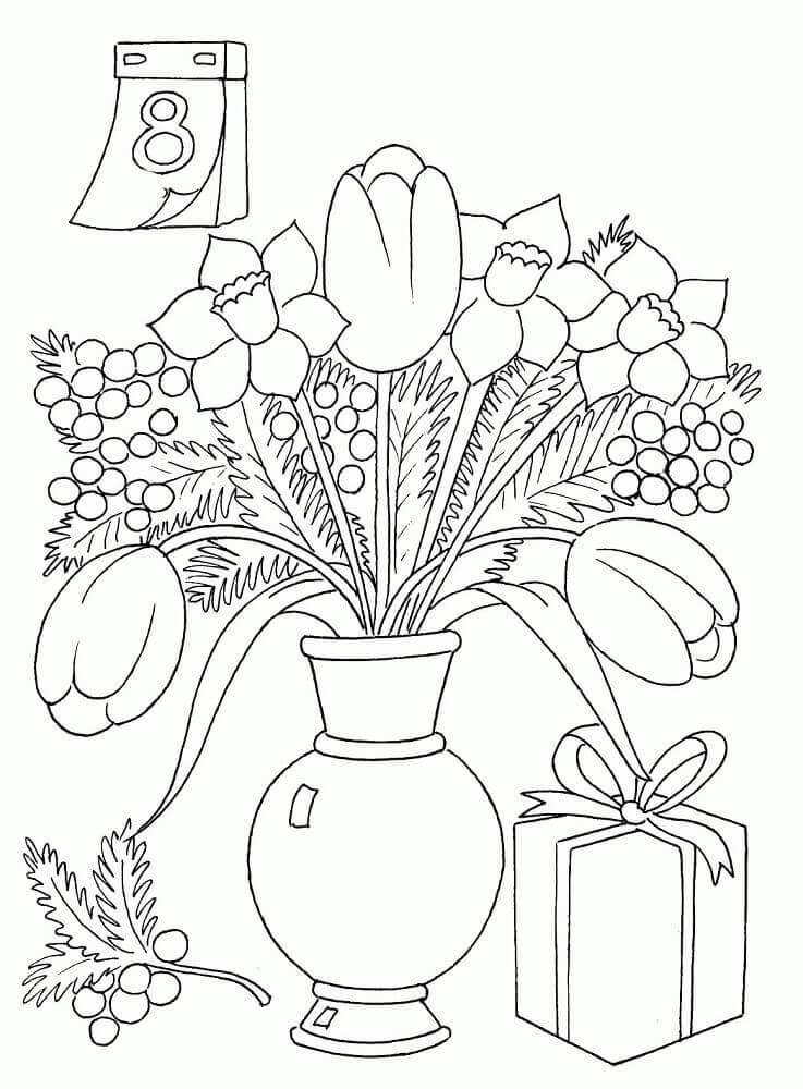 International Coloring Pages