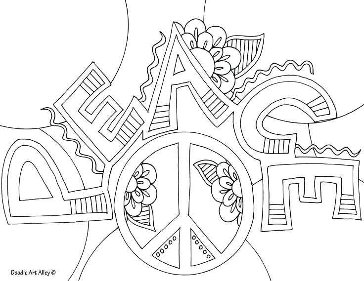 736x569 Peace Coloring Page Peace Day Coloring Pages Adult Peace Coloring