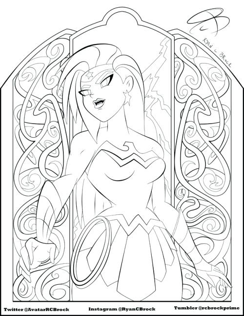 500x647 Justice League Action Coloring Pages Justice League Coloring Pages