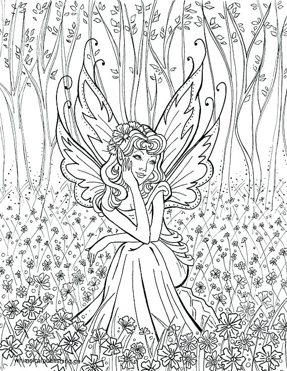 569x737 Hard Coloring Pages Adults Intricate Cat Coloring Pages