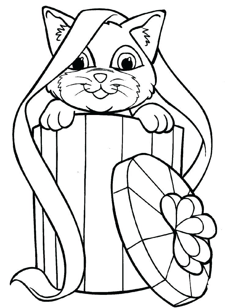 736x1007 Stunning Kitten Coloring Pages To Print Appealing Free Hello Kitty