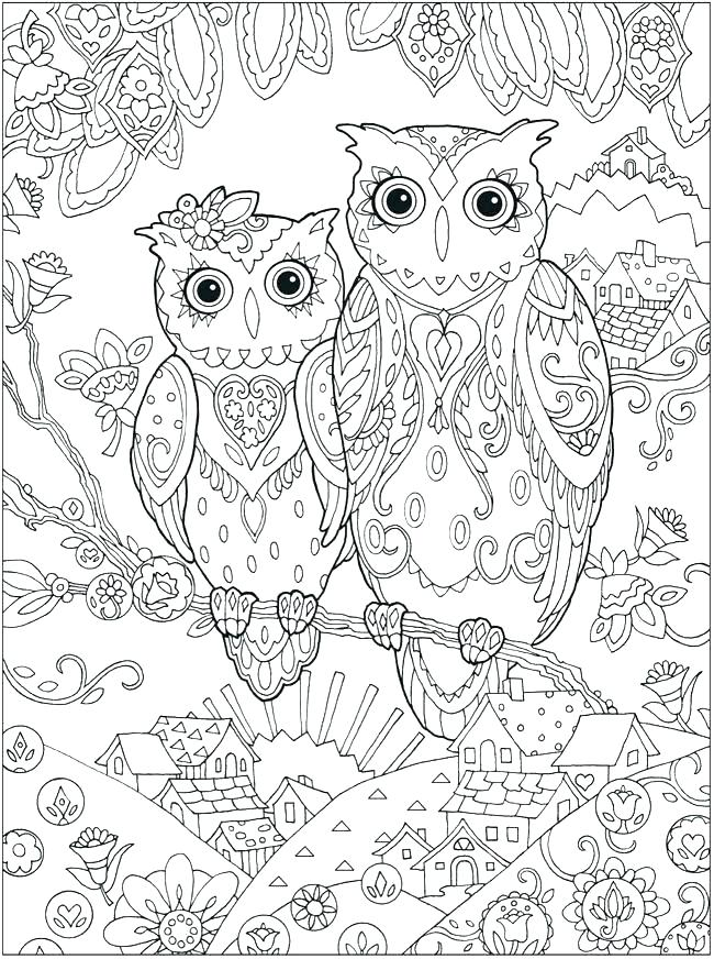 650x872 Intricate Design Coloring Pages Intricate Coloring Designs Free