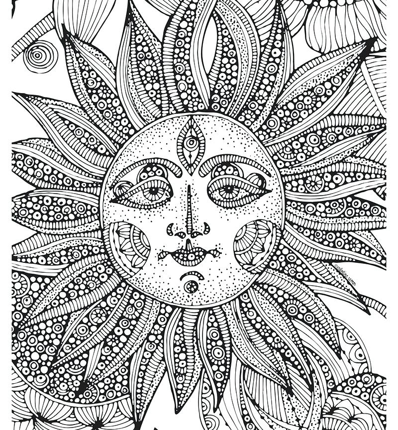 800x864 Just Arrived Intricate Coloring Pages Collecti