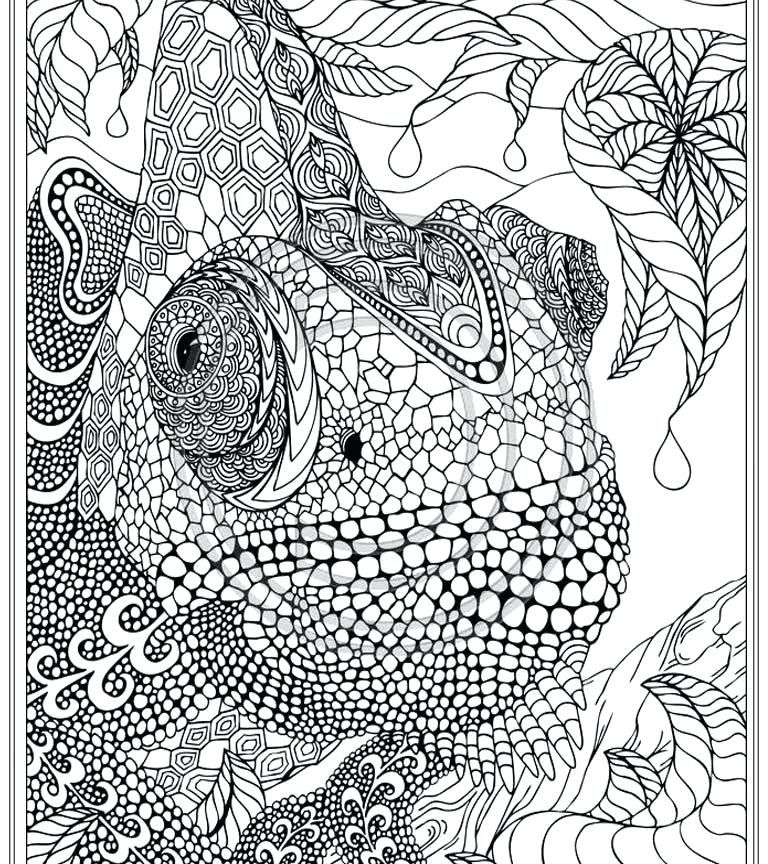 768x864 Pattern Coloring Pages Printable Coloring Image Abstract Pattern