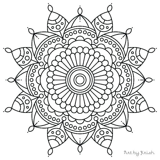 560x560 Intricate Coloring Pages Intricate Coloring Pages Difficult