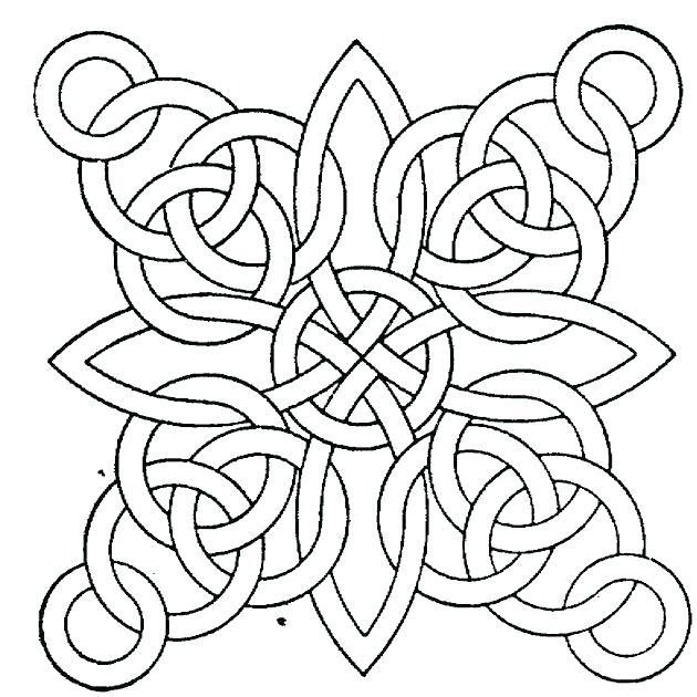 630x630 Free Design Coloring Pages Intricate Design Coloring Pages Design