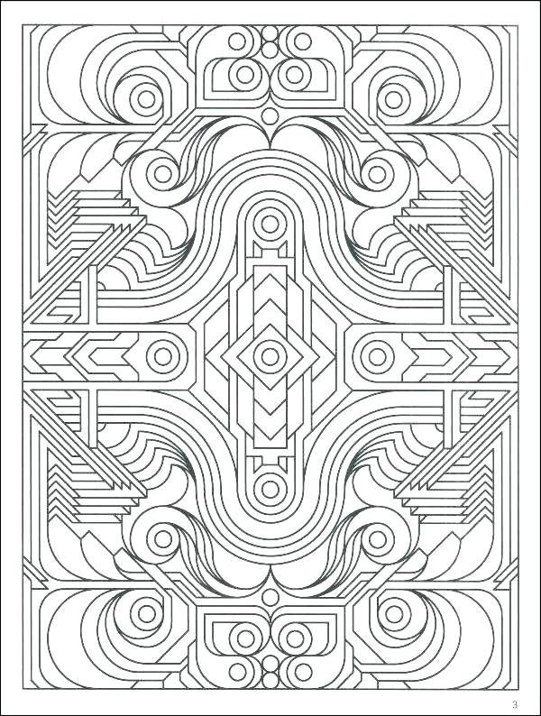 600x794 Free Mandala Coloring Pages As Well As Free Intricate Design