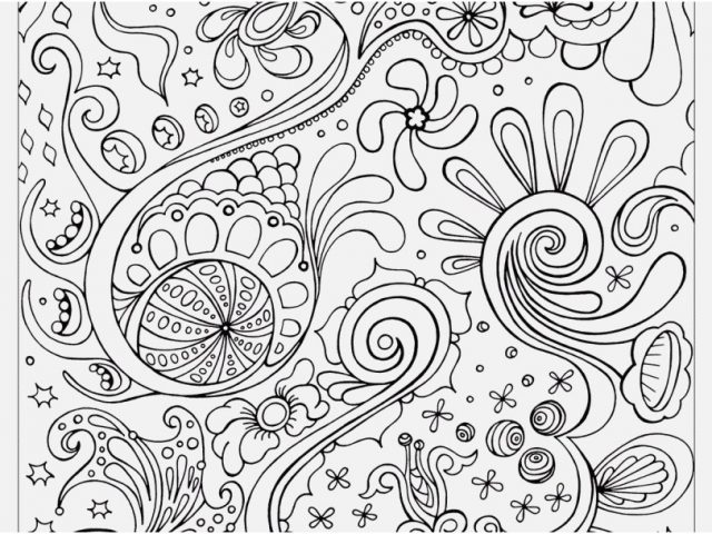 640x480 Intricate Designs Coloring Pages Collection Coloring Pages