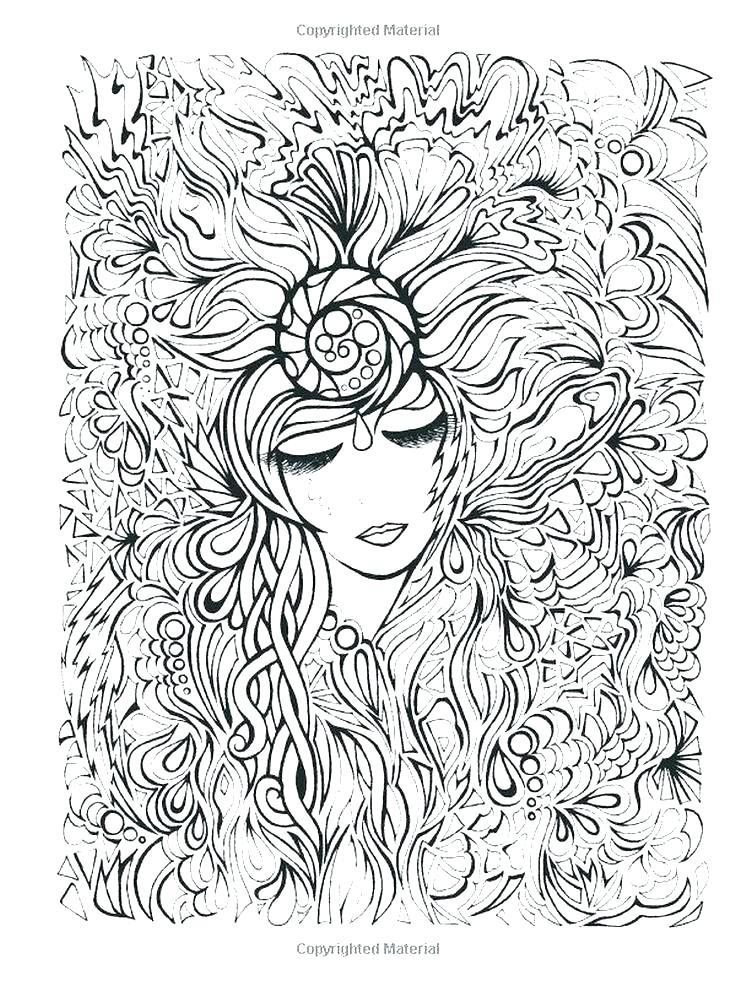 736x981 Mandala Designs Coloring Pages