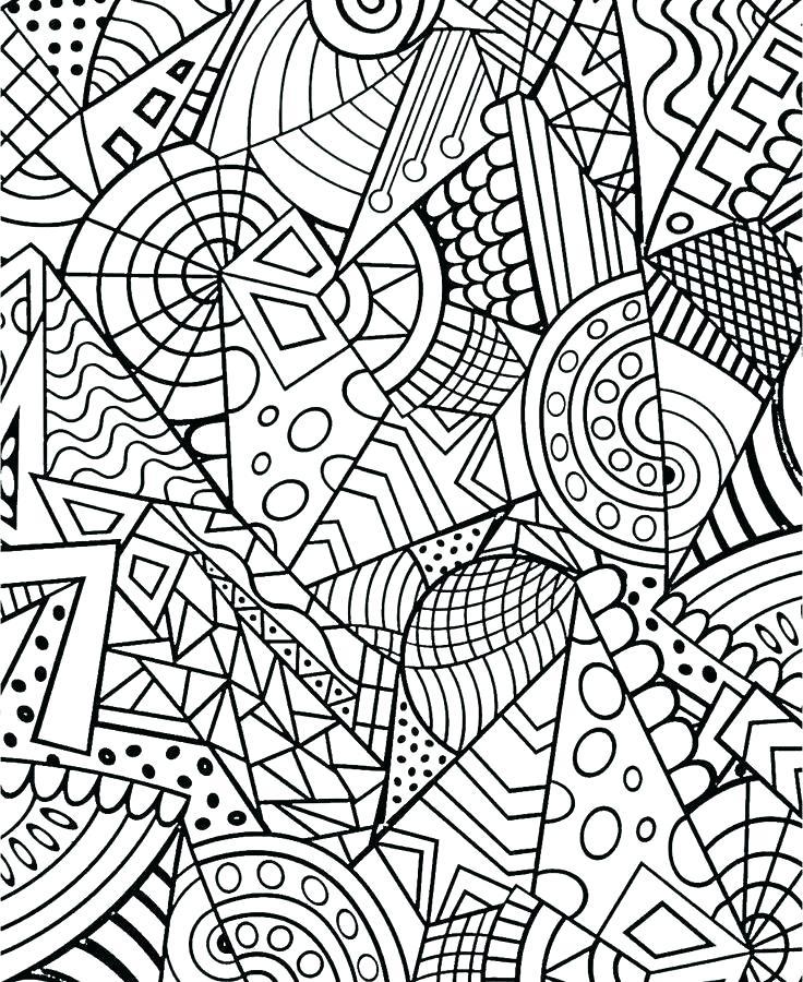 736x900 Coloring Design Pages Coloring Design Pages Adult Coloring Design