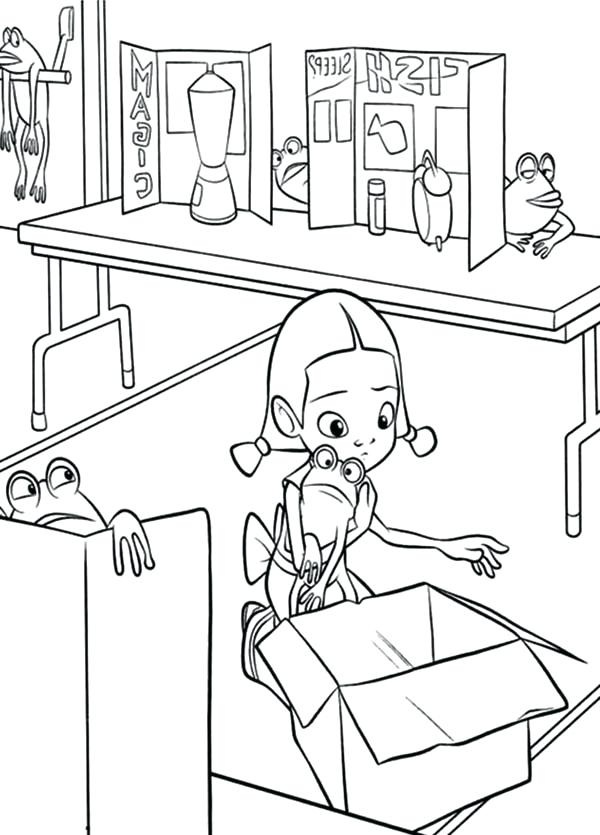 600x835 Meet The Robinsons Coloring Pages Drawing Meet The Coloring Pages